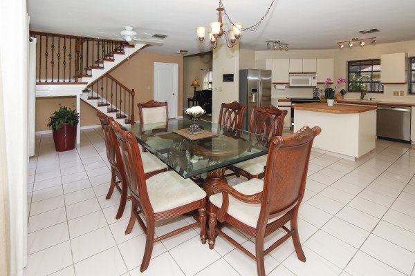 1010 NW 93rd Ave. Plantation Dining Room 2