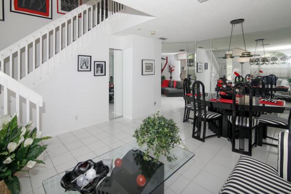 10921 NW 12 Pl. Plantation Living Room 1